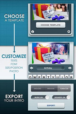 Intro Designer App